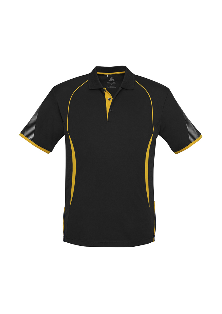 Buy Mens Biz Cool Razor Polos With Clothing Direct Nz