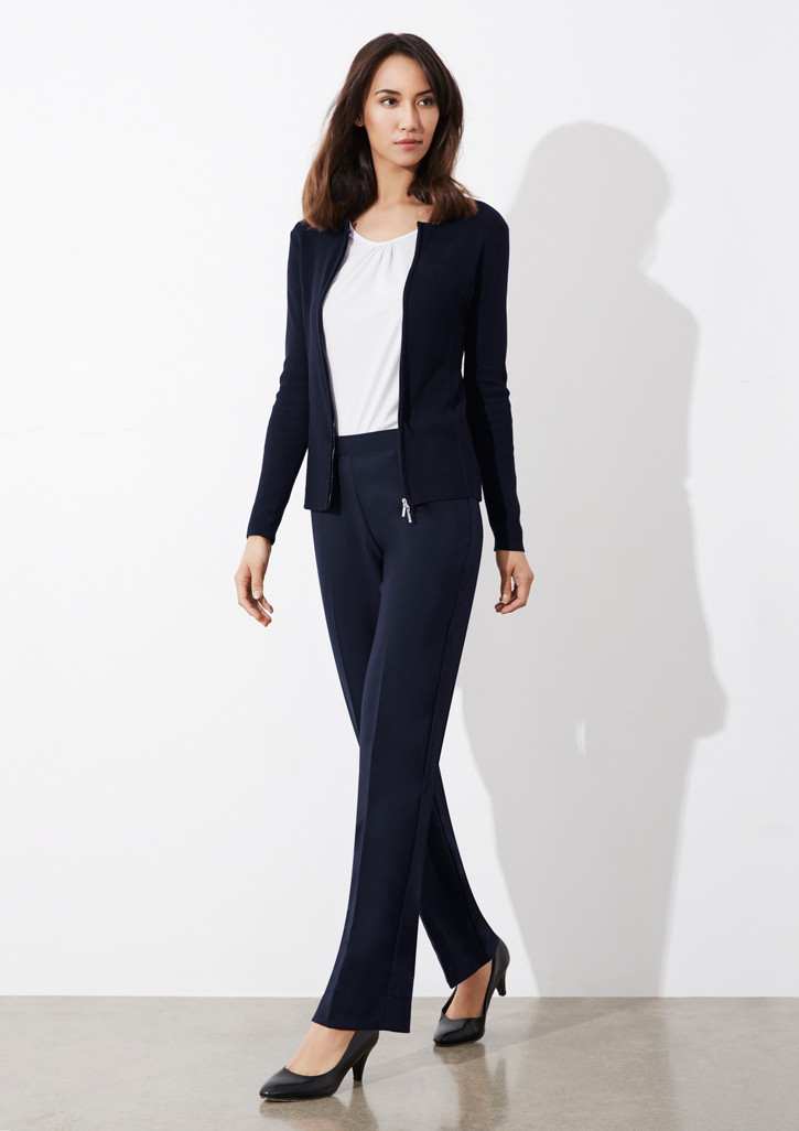 New ladies harmony pant clothing direct nz for Spa uniform online
