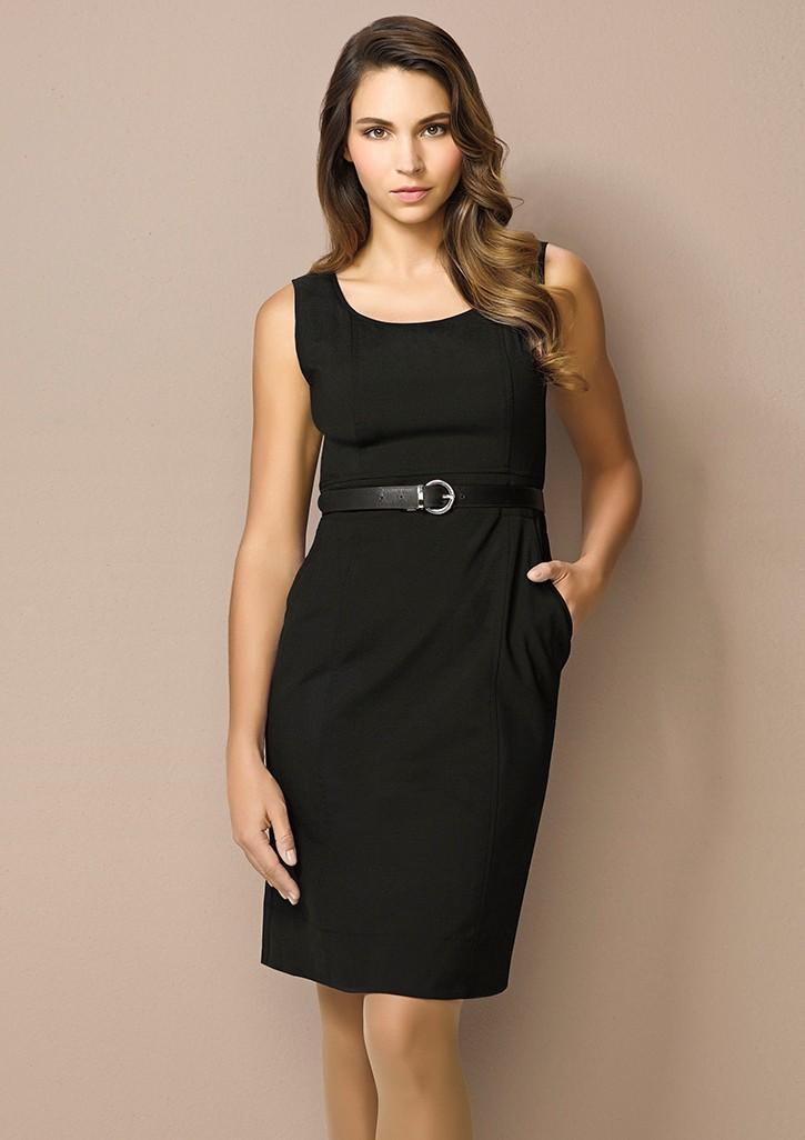 df76ac3ac8fc83 34011 - Ladies Sleeveless Dress