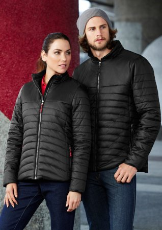 Ladies Expedition Quilted Jacket