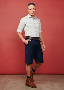 Mens Detroit Cargo Short Stout