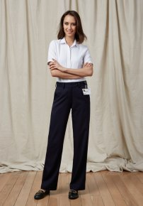 Ladies Detroit Flexi-Band Pant