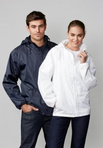 Spinnaker Unisex Shower Proof Jacket