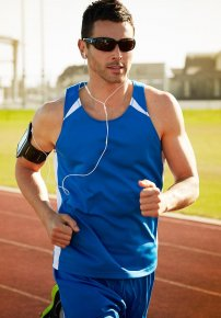 Adults Bizcool Splice Singlet