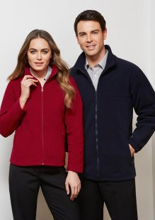 Mens Poly Fleece Jacket