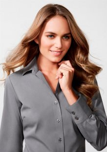 Verve Ladies Long Sleeve Shirt