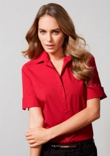 Verve Ladies Short Sleeve Shirt