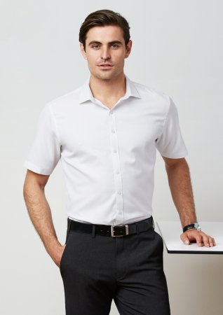 Mens Stirling Short Sleeve Shirt