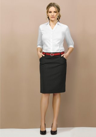 Ladies Multi-Pleat Skirt