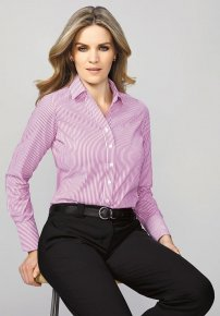 Vermont Ladies Long Sleeve Shirt