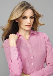 Hudson Ladies Long Sleeve Shirt