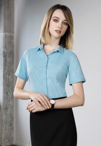 Newport Ladies Short Sleeve Shirt