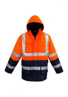 Mens FR Arc Rated Anti Static Waterproof Jacket
