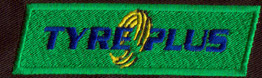 Embroidery Example - Tyre Plus